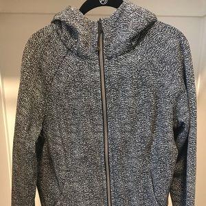 Lululemon hooded scuba sweatshirt
